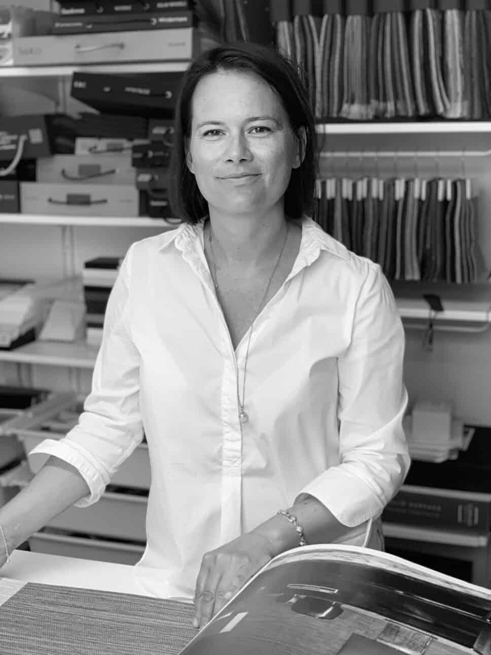 Interiørarkitekt Cathrine Sveholm